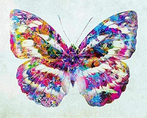 XIAOXINGXING Puzzle de 1000 Adultos Juguetes educativos Productos de Mariposa niños decoración del DIY Juguetes Regalo