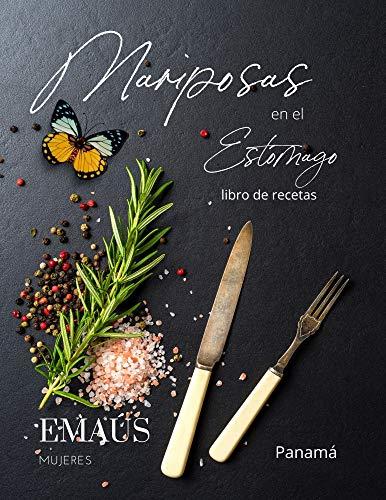 Mariposas en el Estómago: Libro de recetas